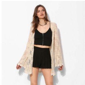 Urban Outfitters Love Sadie Bell Sleeve Kimono